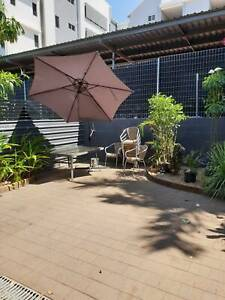 Townhouse, Stuart Park, Furnished, Pool and pet friendly