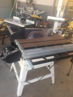 Woodwork Machinery