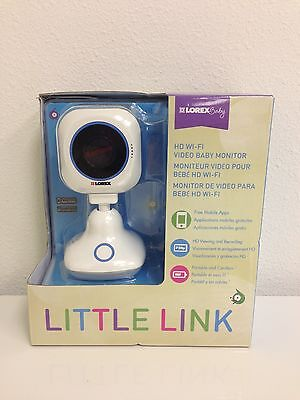 Lorex Baby - Little Link Wireless High-Definition Baby Monitor Lorex Wireless Monitor