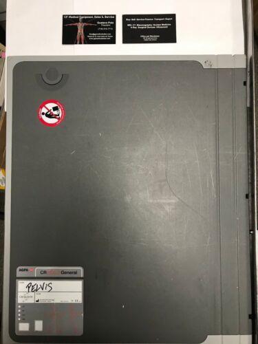 35x43 cm AGFA CR HD5.0 CR Cassette
