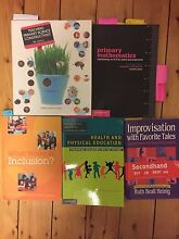 Education text books for sale Botany Botany Bay Area Preview