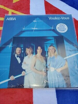 ABBA  VOULEZ VOUS