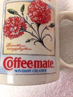 Carnation Coffee-Mate Creamer Coffee Mug 1993  Collector's Series Mugs Carnation Coffee Mate Coffee Creamer