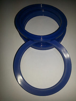 Metric Urethane U-seal 60x75x10 Mm