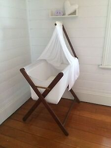 Baby Crib with Canopy Carrington Newcastle Area Preview