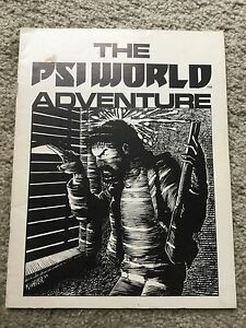 The Psi World Adventure