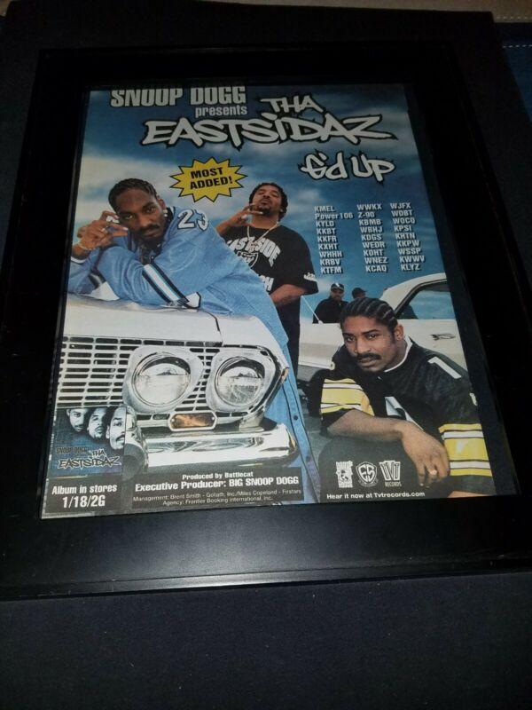 Snoop Dogg Tha Eastsidaz G