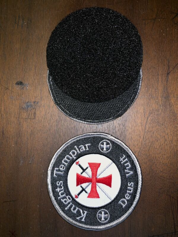 Knights Templar Patch
