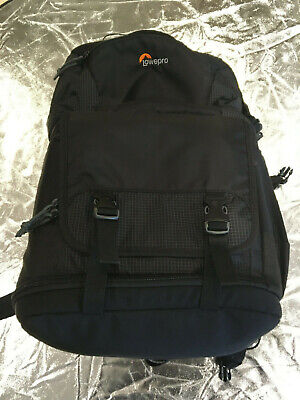 Lowepro Fastpack BP 250 AW II - a Travel-ready Backpack for DSLR and