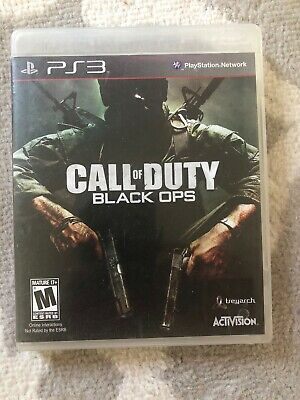 Call of Duty Black Ops II 2 PS3 Game Video Game PlayStation 3 No