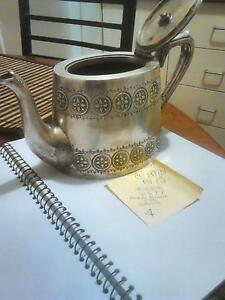 old silver tea or coffee Parkes Parkes Area Preview