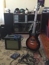 Epiphone electrice guitar Wilberforce Hawkesbury Area Preview