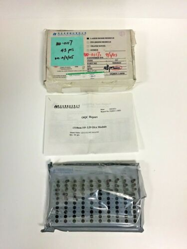 52010610 Infomax Optical Technology Corp Laser Diode / Module BOX of 43 PCS