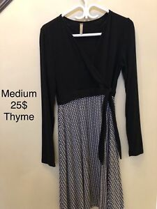 Maternity dresses- small and medium