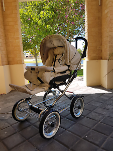 Emmaljunga Pram Mondial Duo Combi 3 in 1 Canning Vale Canning Area Preview