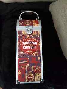 Rare southern comfort 700ml new orleans themed box with handle Bradbury Campbelltown Area Preview