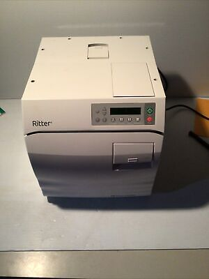 Ritter Midmark M9 Autoclave Steam Sterilizer. All Pieces Included