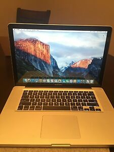 MacBook Pro 15 2012 upgraded with SSD