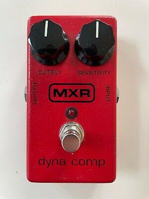 MXR M102 Dyna Comp Compression Guitar Pedal
