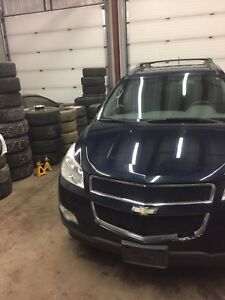 2010 traverse AWD 7 seater