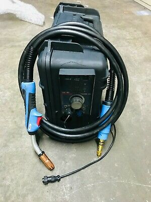 Miller Suitcase X-treme 12vs Wire Feeder Welder
