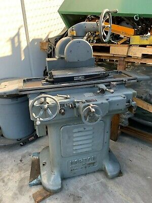 Norton 6 X 18 Hydraulic Surface Grinder