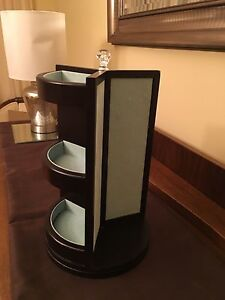 Jewelry caddie- like new.  Bought at Home Sense last year for 39