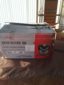 Char Broiled Tru Infared Patio Bistro 180 Gas Bbq New