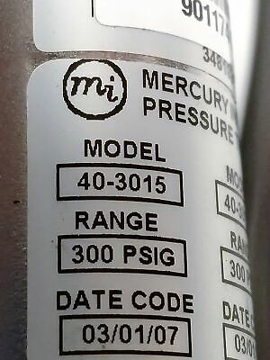 Honeywell 40-3015 Pressure Transducer