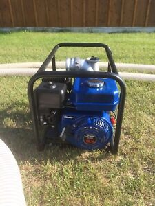 "Excellent condition 3"" Hy-spec 6.5 h.p. Water Pump"
