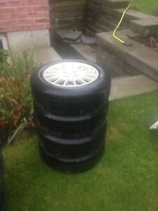 185/65/15 Michelin Defender XT 80% tread Honda Toyota Nissan