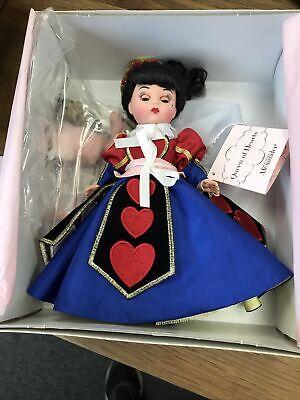 Queen Of Hearts  Madame Alexader