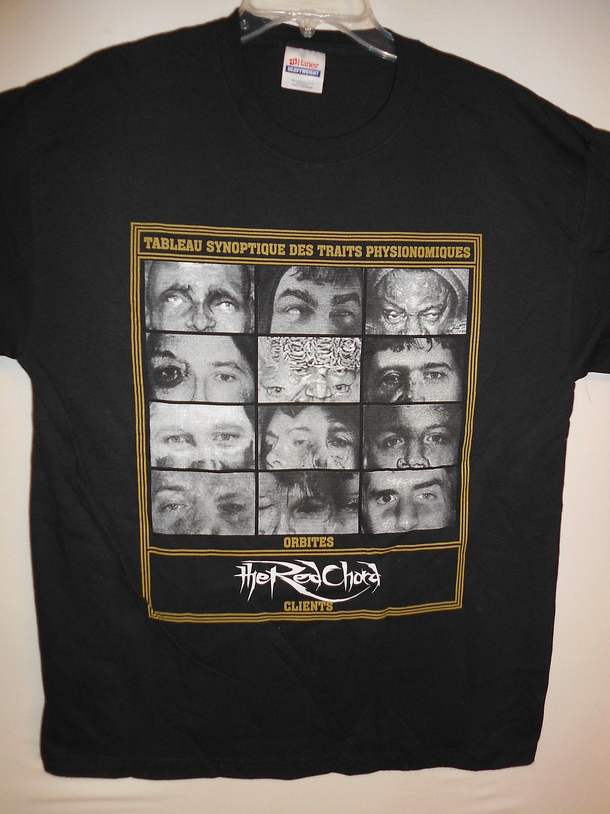 NEW - THE RED CHORD BAND / CONCERT / MUSIC T-SHIRT MEDIUM