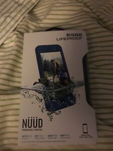 Life proof nuud case for the iPhone 7 plus