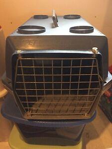 Cage de transport pour petit chien ou chat