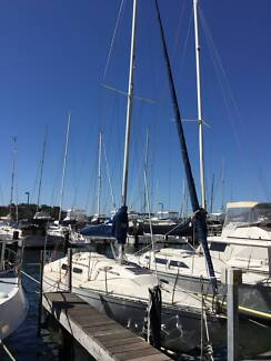 Viking 30 yacht/sail boat - family cruiser/racer Bicton Melville Area Preview
