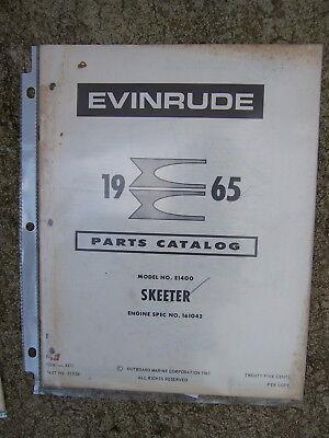 Manuals - Evinrude Skeeter - 2 on