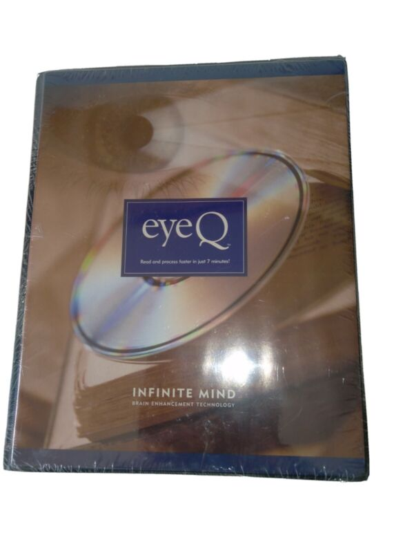 EyeQ Infinite Mind Read & process faster in just 7 minutes!