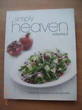 Simply Heaven Philadelphia Cookbook Volume 2 Oakleigh Monash Area Preview