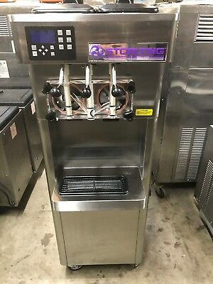 2013 Stoelting F231 Soft Serve Frozen Yogurt Ice Cream Machine 1ph Air