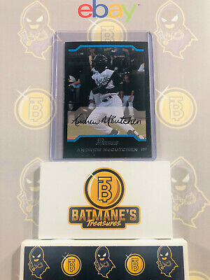 2004 Bowman AFLAC Andrew McCutchen #AFL5 RC Rookie NM/M MINT Baseball Card 2004 Bowman Baseball Rookie Card