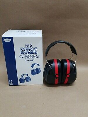 Peltor 3m Extreme Performance Ear Muff H10a Ear Muffs-over The Head