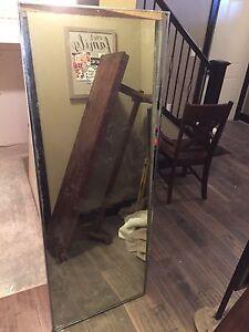 3 big mirrors