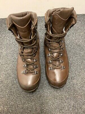 Genuine Issue - Iturri Brown Boots - Cold Wet Weather Male 9 M