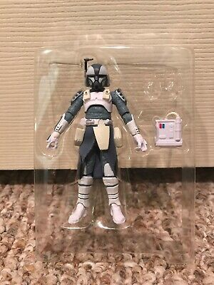Star Wars Clone Wars Commander Wolf 3.75