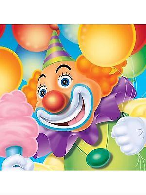 Big Top Circus birthday party supplies- Beverage