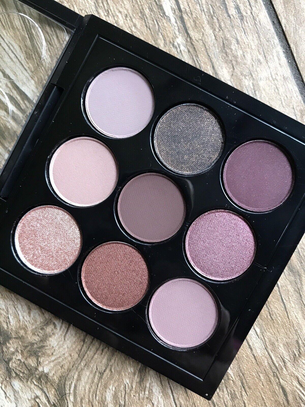 MAC 'Burgundy Times Nine' Eyeshadow Palette - Burgundy Times