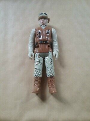 Vintage Star Wars Figure 1980 REBEL SOLDIER