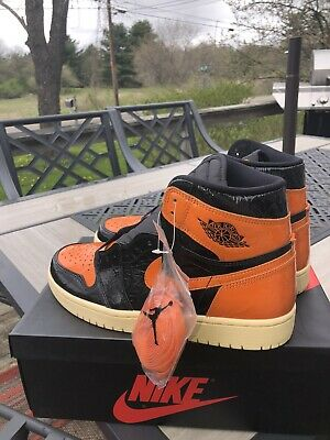 Air Jordan 1 Retro High Shattered Backboard 3.0 Size 8.5 IN HAND 100% AUTHENTIC