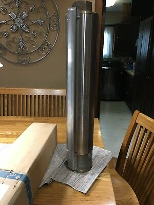 Goulds Submersible Pump End 70j25 6 21 Stages 25 Hp 2 Discharge
